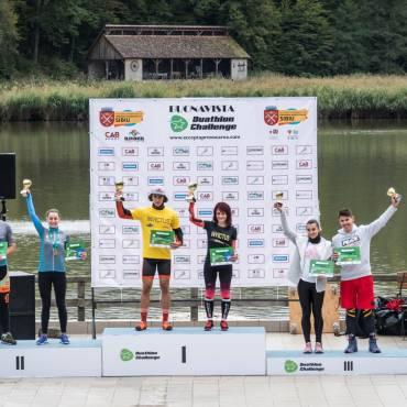 Buonavista Duathlon Challenge a aliniat la start 300 de concurenți