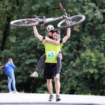 Buonavista Duathlon Challenge revine pe 30 septembrie